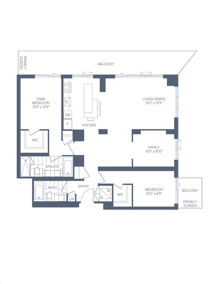 Sandy point lighthouse plan house plans by garrell for Windemere homes floor plans