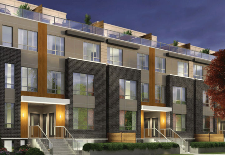 Dellwood Park Urban Townhomes