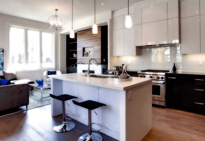 Kitchen Suite Features and Finishes at Distrikt Forest Hill Towns