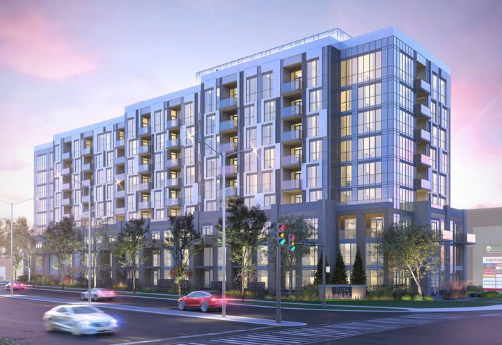 DunWest Condos by Greenpark Homes
