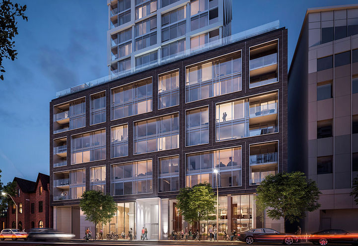 East 55 Condos by Lamb Development Corp and Hyde Park