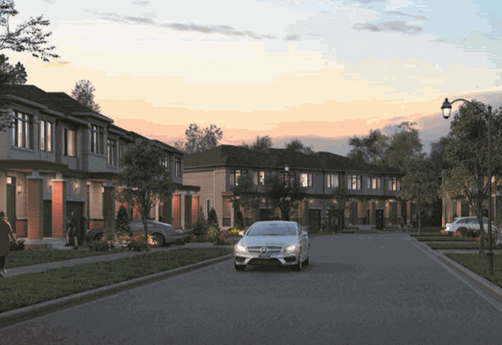Eastmore Village Towns by Delpark Homes