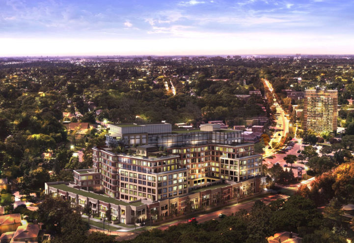 Edenbridge Condos at 255 The Kingsway, Toronto