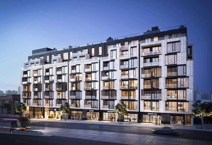 Eight Forty on St Clair Condos by Worsley Urban