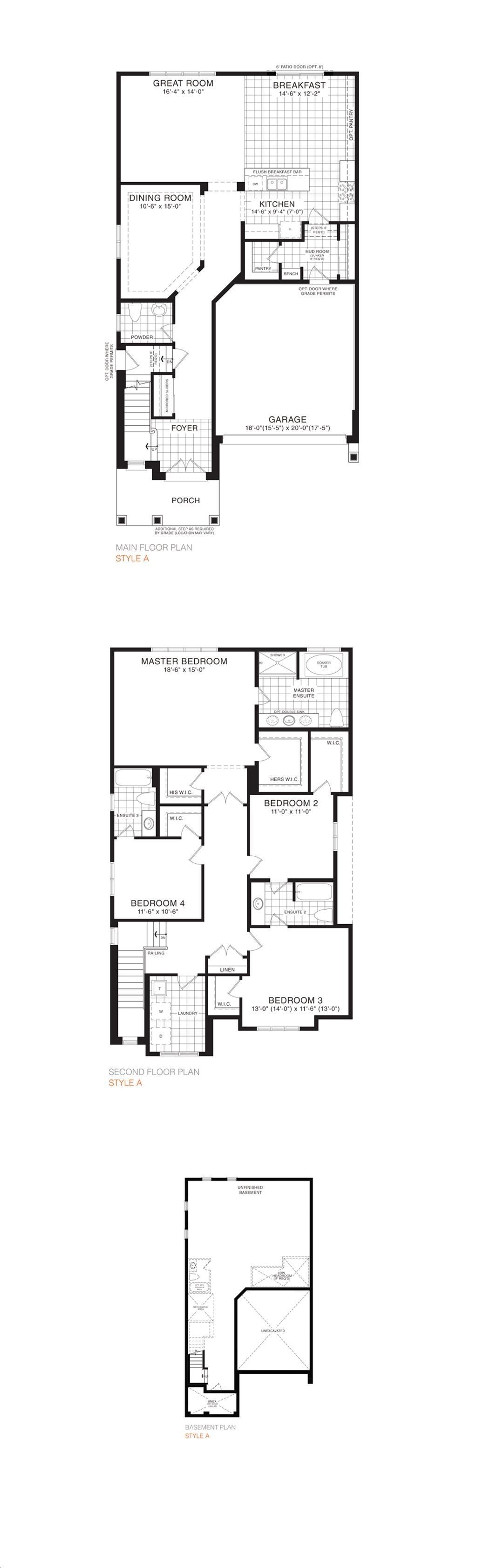 Empire Avalon By Empire Iris 38 Detached Floorplan 4 Bed 2 Bath