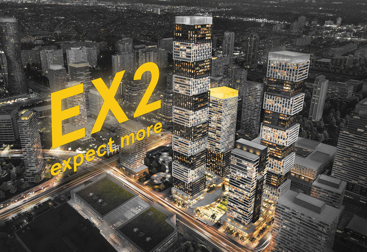 Exchange District Condos 2 at 151 City Centre Dr