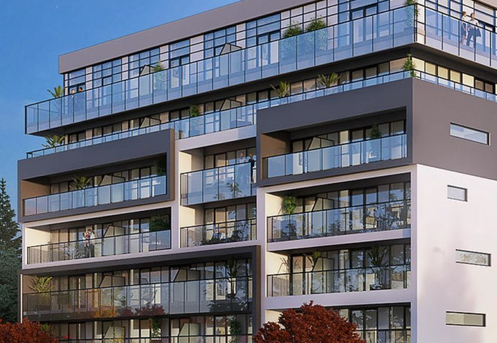 Four Sixteen Whitby Condos - Zoom