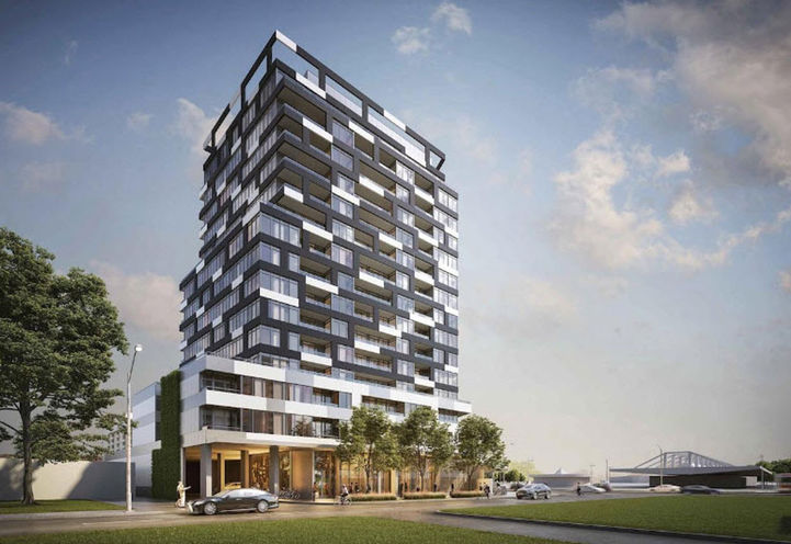 Futura Condos by Urban Capital and Allegra Homes