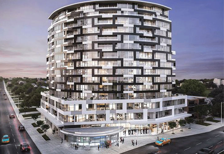 Futura Condos on Allen Rd & Sheppard Ave by Urban Capital