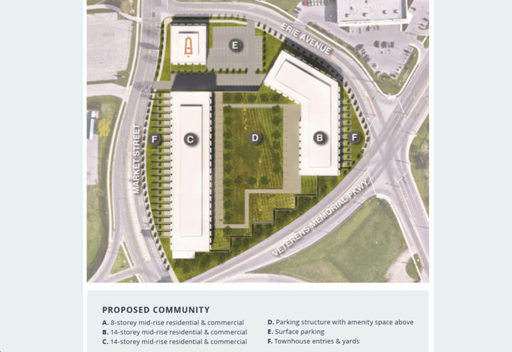 Grand Bell Suites - Community Site Plan