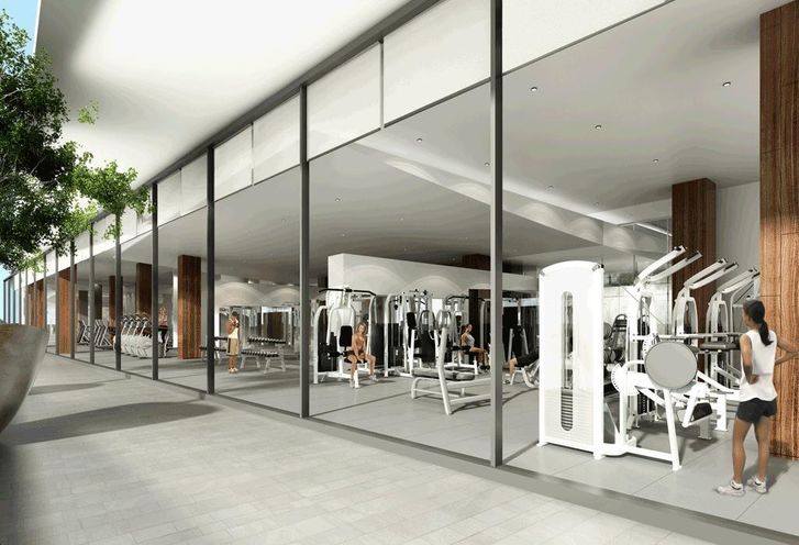 Harbour Plaza Fitness Centre