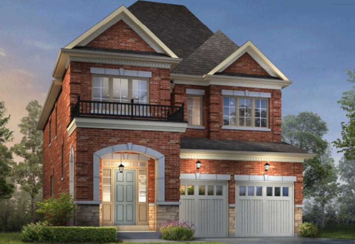 Hometown Sharon Village 36' Lot Exterior Design