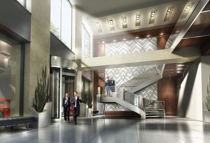 Imperial Plaza rendering 8