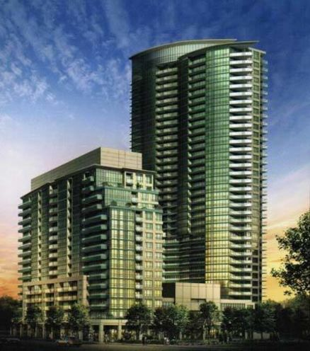 Infinity Condos Final Phase Exterior Rendering