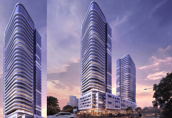 KSquare Condos at Kennedy Rd & Sheppard Ave E
