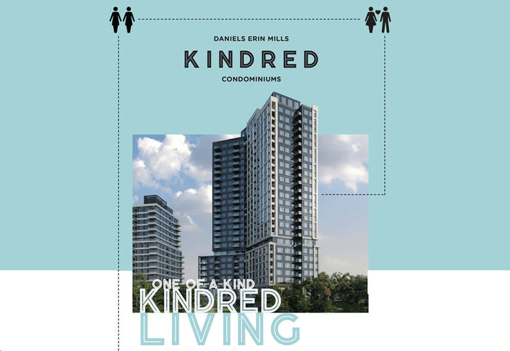 Kindred Condos Experience the Sense of Belonging