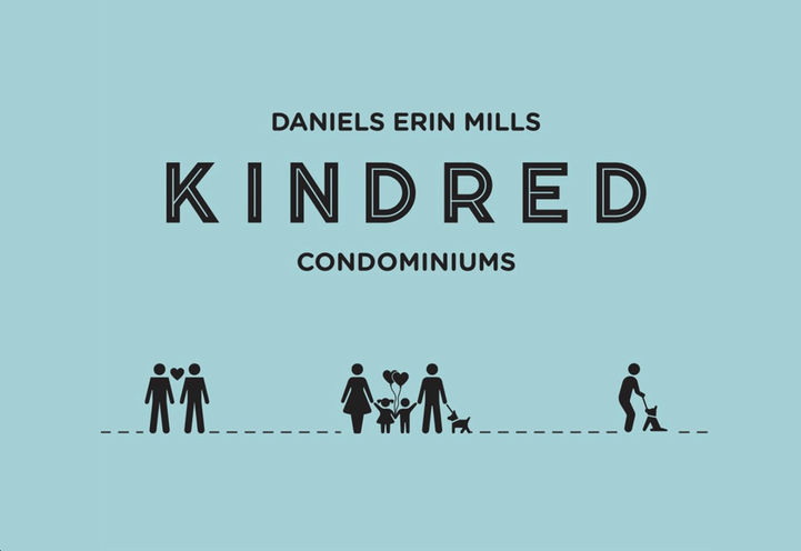Kindred Condos Minutes From Neighbourhood Amenities