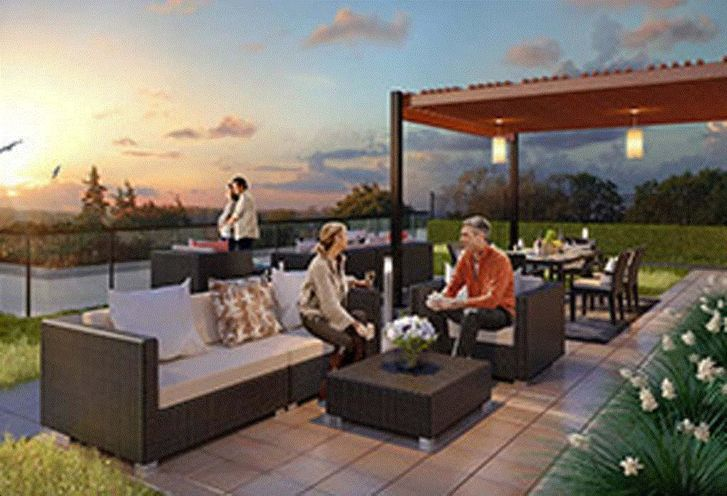 KingsMill Exclusive Rooftop Terrace
