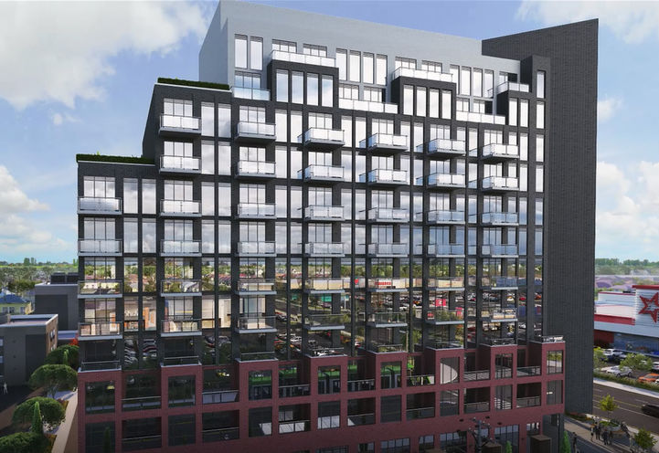 LJM Queenston Condos Highly Connected to Present and Future Transit