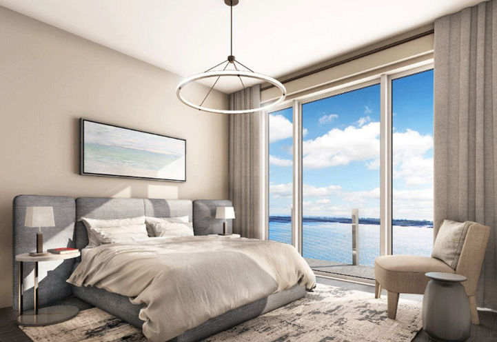 Fourth Floor Amenities at Lakeside Residences by Greenland Group