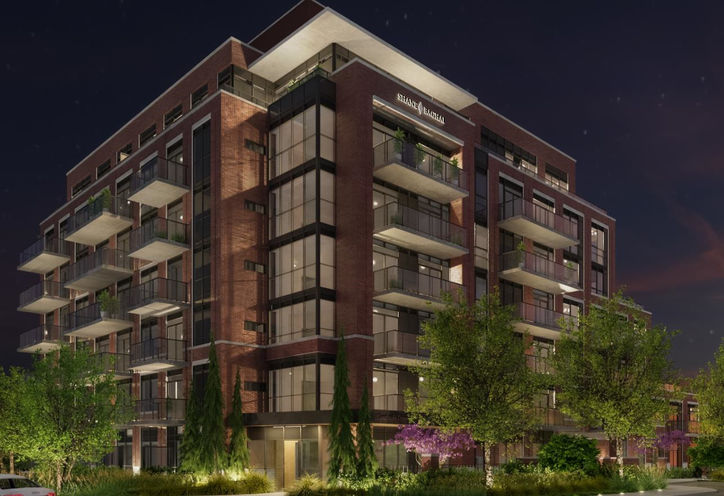 Leaside Manor Condos by Shane Baghai