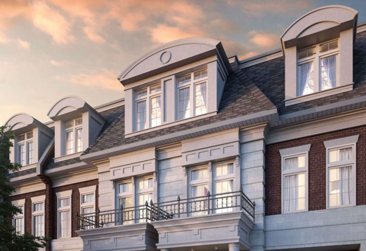Luxury Manors of Mineola in Mississauga