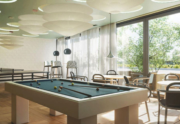 Games Room by Aspen Ridge
