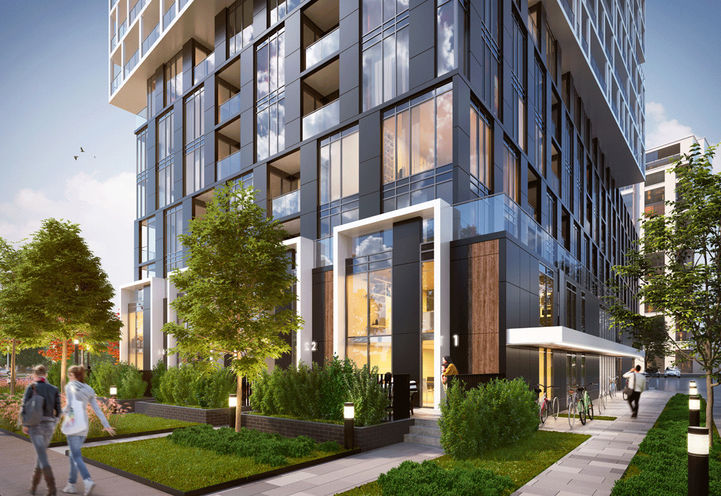 Margo Condos at Markham Rd and Bur Oak Ave