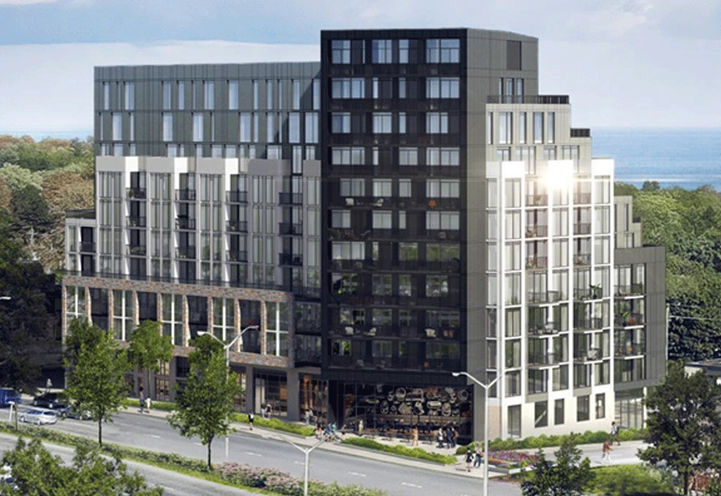 Merge Condos at Kingston Rd and Danforth Ave