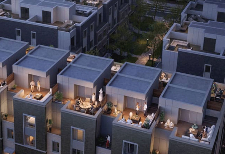 Villa Collection at Mobilio Towns