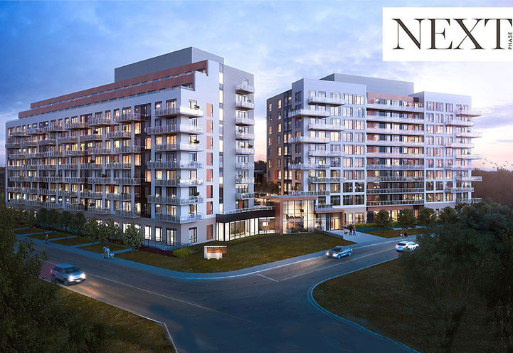 NEXT Phase Elgin East Condos by Sequoia Grove Homes