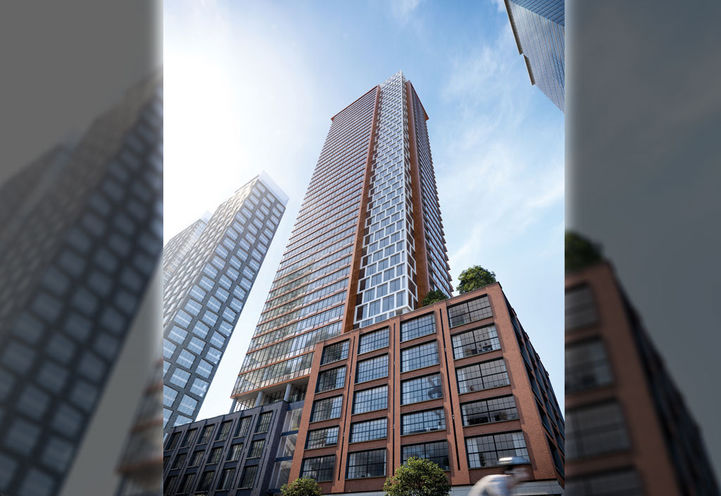 55 Mercer Condos by CentreCourt Developments Inc.