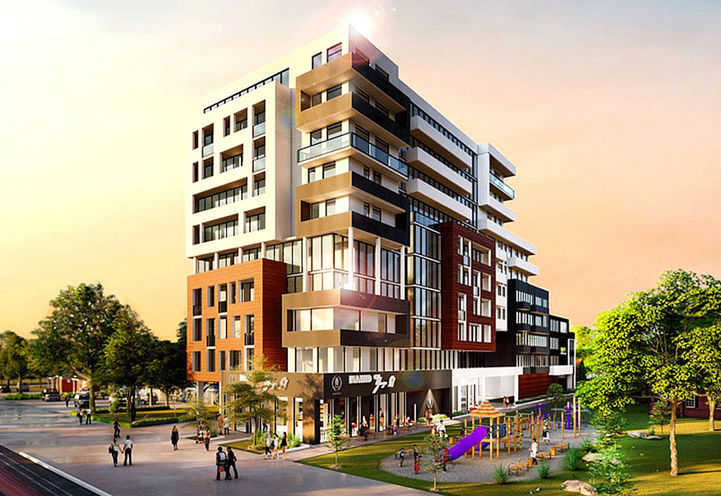 Nahid on Yonge by Options Development