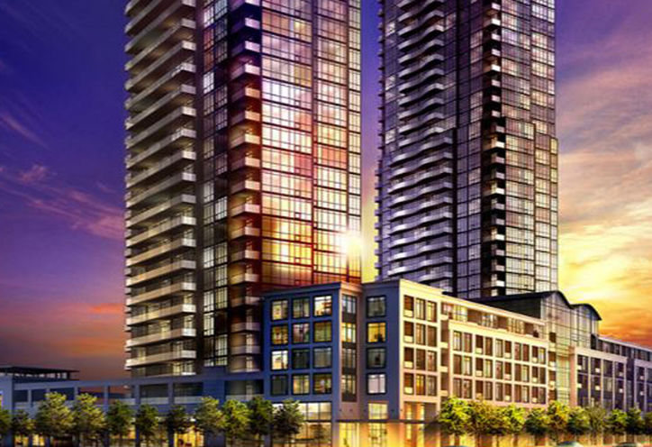 Nord East Condos Exterior Rendering