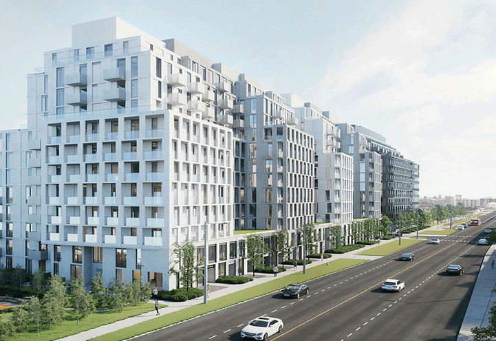 Nordic Condos 2 by CollecDev