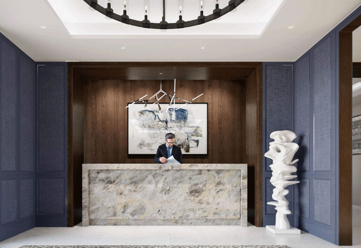 24 Hour Concierge at Notting Hill Condos