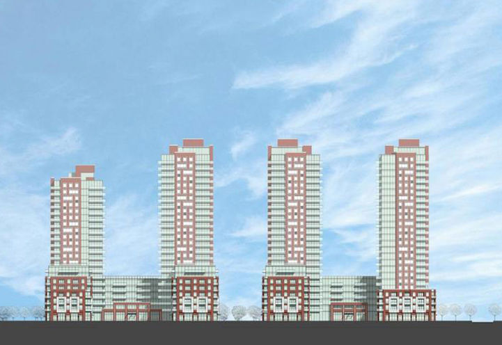 4000 Eglinton West Condos by Lanterra Developments