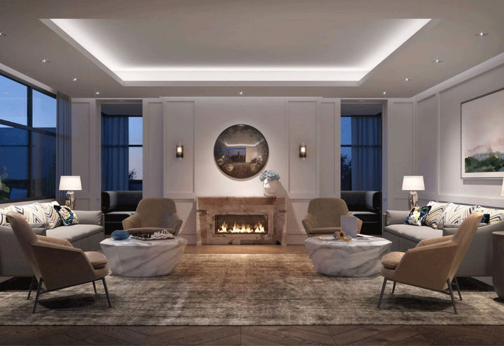 Notting Hill Condos - Building Interior