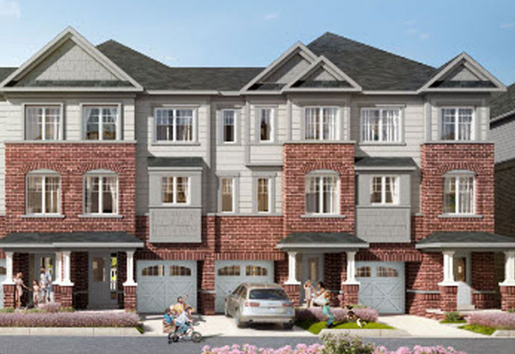 OH! Townhomes by Graywood Developments Ltd. and Falconcrest Homes