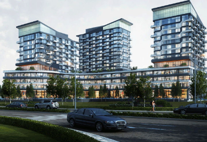 Oak and Co Condos Towers 1- 3