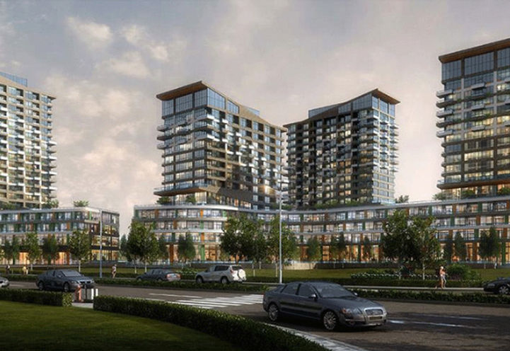 Oak and Co Condos Towers 1-4