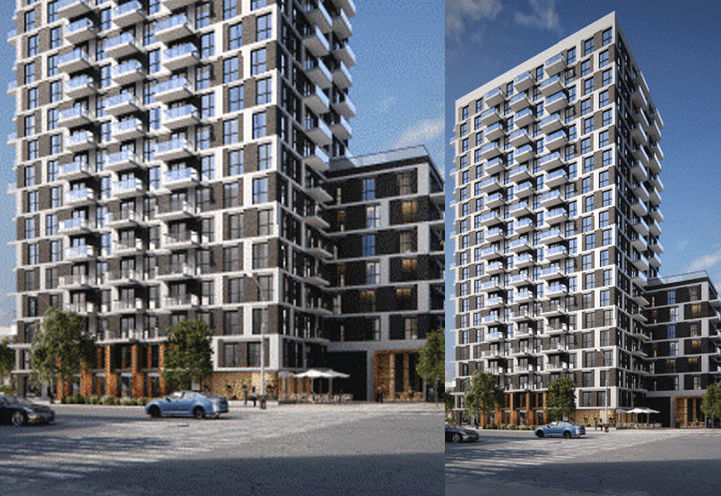 Street View of Oakvillage by Minto Communities Condo 2