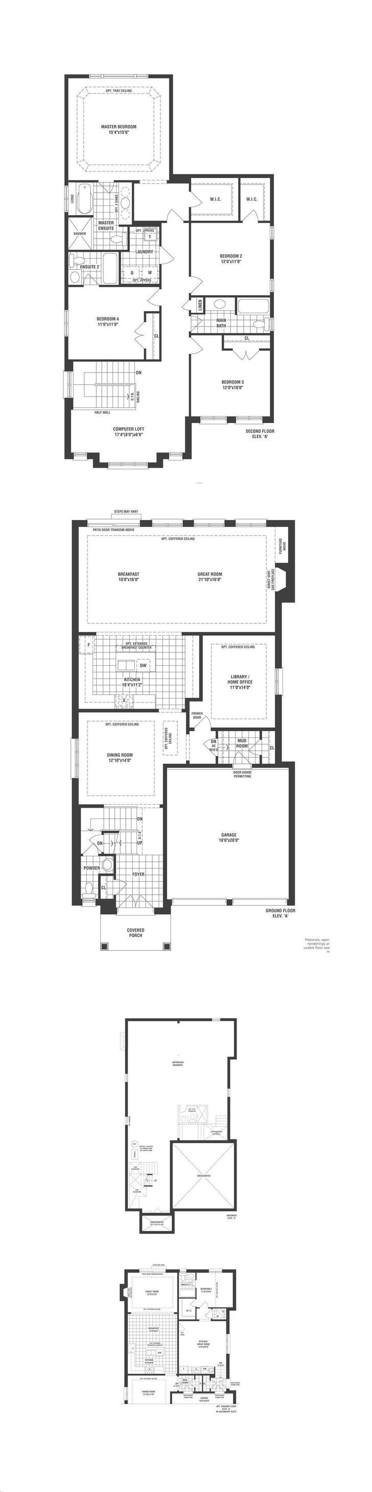 Paris Riverside By Crystalhomes Cotswold Floorplan 3 Bed 2 5 Bath