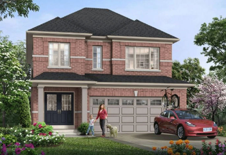 Paris Riverside by Crystal Homes and Fernbrook Homes