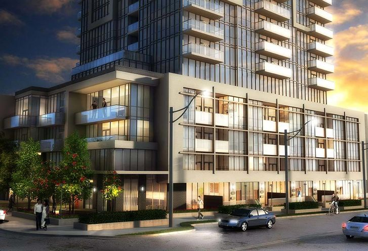 Pinnacle Grand Park 2 Exterior Rendering