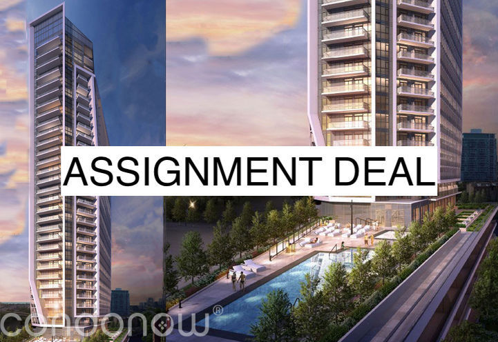 Assignment deal at Playground Condos