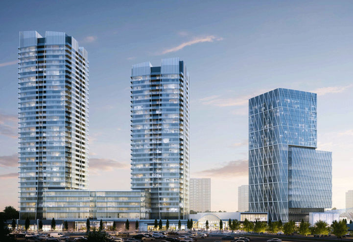 Promenade Park Towers by Liberty Development Corporation