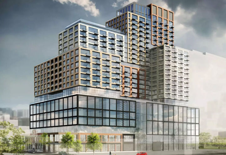 2018 Proposal for Queen and Sherbourne Condos by One Properties