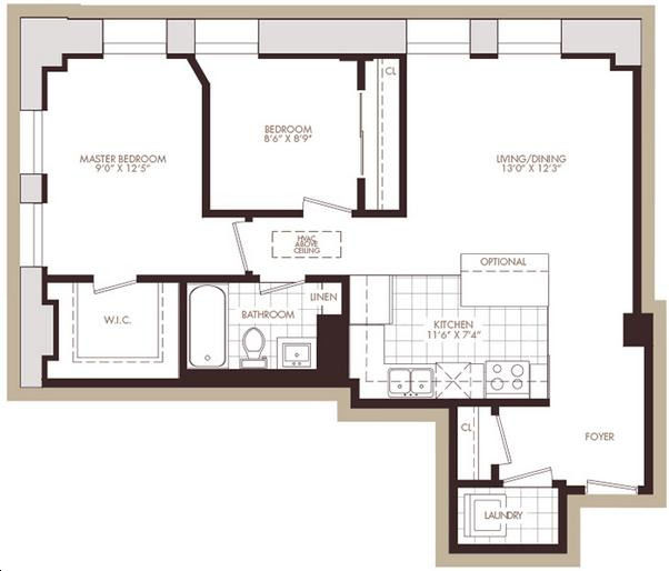Fairview Mall Floor Plan: Residences Of Royal Connaught By Valery