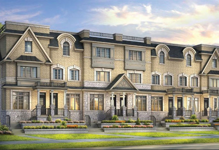 Richview Park Townhomes by Tiffany Park Homes